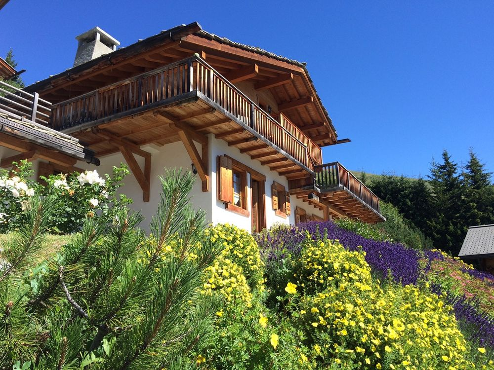 Chalet Mont Merle